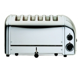 Dualit 6 Slot Polished Toaster
