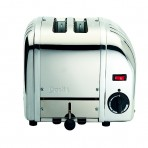2 SLOT VARIO TOASTER POLISHED