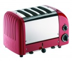 4 SLOT NEW GEN TOASTER COLOUR RANGE